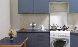Дизайн кухни в брежневке: фото интерьеров и варианты планировки