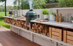 Летняя кухня на даче своими руками: проекты, фото, удачные варианты