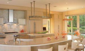 Кухня 4 на 4 метра: дизайн, идеи по планировке и зонированию