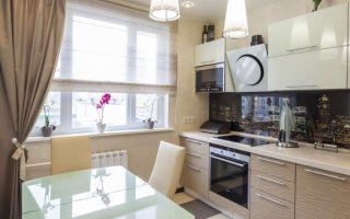 Кухня 10 кв. м: дизайн, фото, советы по планировке и обустройству