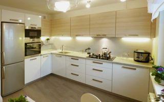 Дизайн кухни 14 кв. м: фото удачных интерьеров, тонкости планировки и ремонта