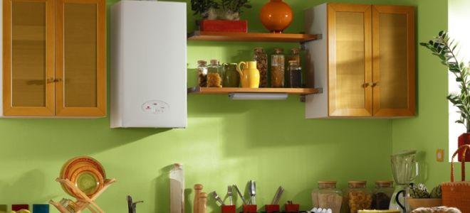 Газовый котел на кухне – основные требования к установке и помещению, важные правила монтажа