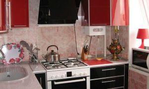 Дизайн кухни в хрущевке 5 кв. метров: грамотная планировка и зонирование