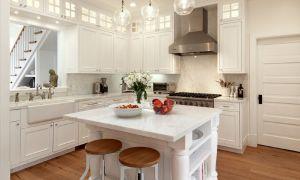 Стильные кухни – фотографии удачных проектов и лучшие примеры дизайна интерьеров
