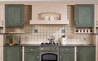 Переделка кухонного гарнитура своими руками: делаем из старой кухни новую