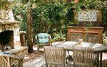 Летние кухни в частном доме и на даче своими руками: фото, варианты обустройства