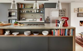 Кухня 15 кв. метров — дизайн, фото интерьеров, примеры планировки