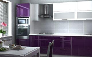 Прямые кухни 4 метра в длину: фото и советы по планировке