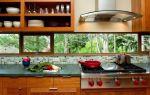 Рабочая зона на кухне – идеи дизайна и оптимизация пространства