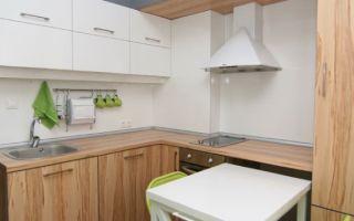 Планировки кухни в хрущевке: используем скромные размеры на максимум