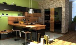Современные кухни – актуальный дизайн интерьера и фото удачных примеров