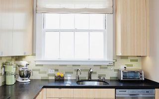 Дизайн маленькой кухни 6 кв. метров: примеры оптимальной планировки с фото