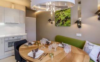 Дизайн кухни 13 кв. метров: лучшие идеи и фото интерьеров