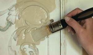 Как и чем покрасить кухонный гарнитур своими руками: фото, видео, порядок действий