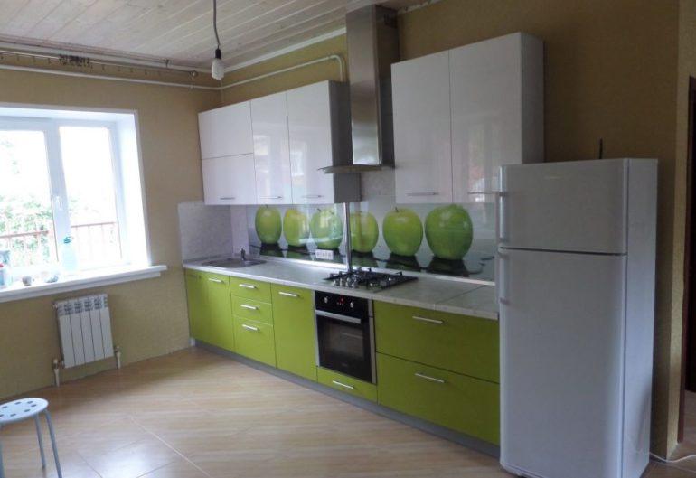 Простое и рациональное использование пространства на кухне