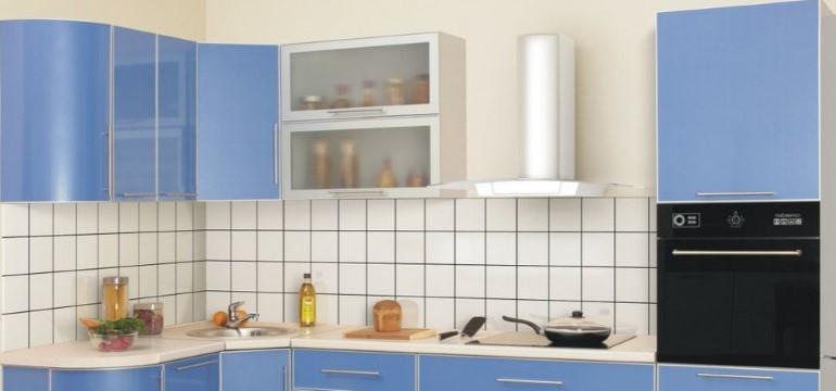 Угловая кухня 9 квадратных метров