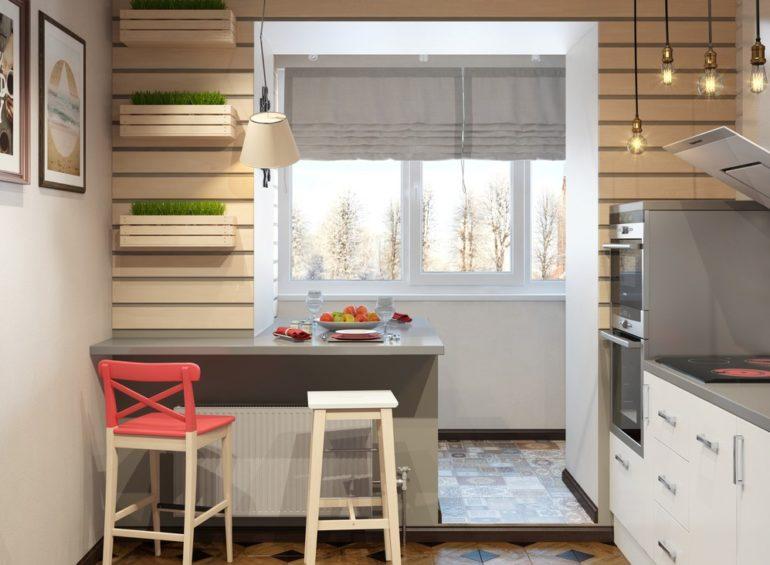 Столешница вместо подоконника: просто, удобно и практично, а главное – доступно как по цене, так и по возможности самостоятельного изготовления