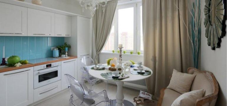 Дизайн для кухни 12 кв. метров