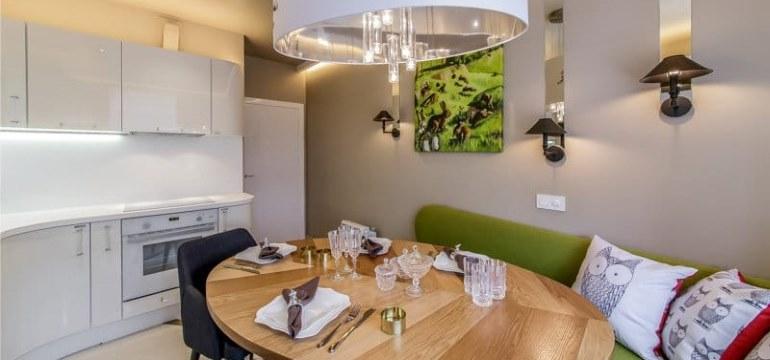 Дизайн кухни 13 кв. метров