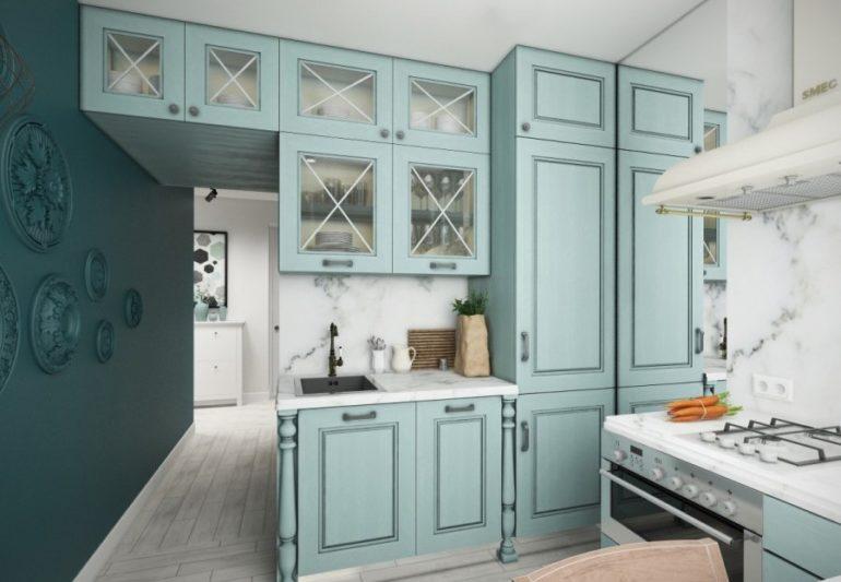 Кухня в стиле прованс: узнаваема, самобытна и очень уютна