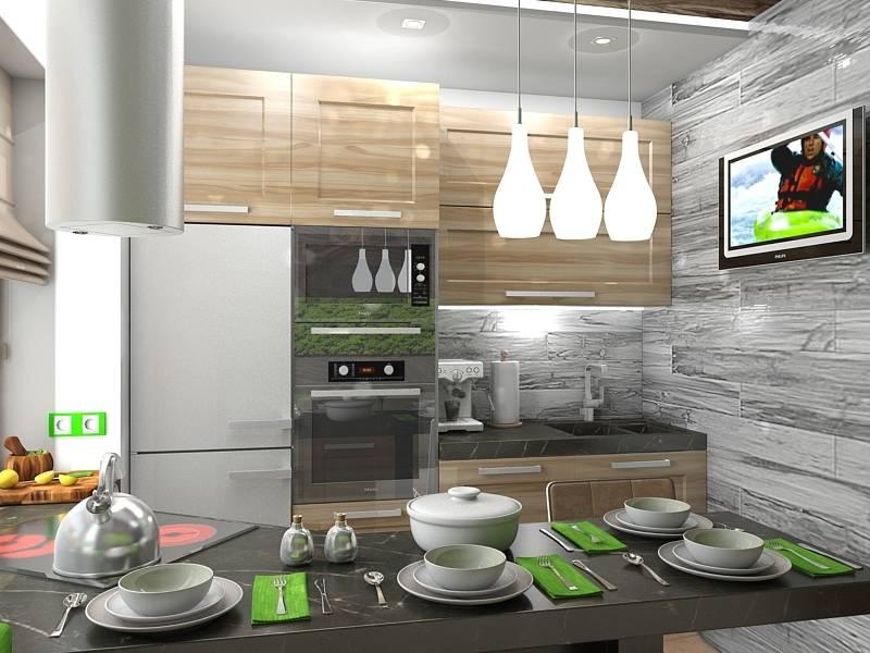 Кухня в эко стиле: дыхание природы в интерьере помещения