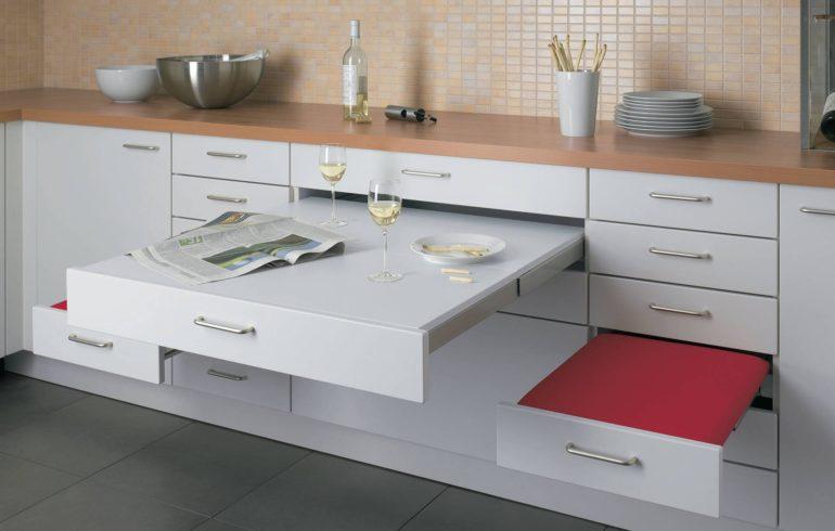 Кухонный гарнитур-трансформер