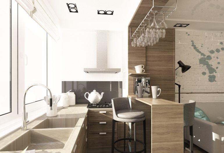 Перенос всей кухонной техники если и возможен, то только на лоджию, балкон в принципе не рассчитан на большие нагрузки