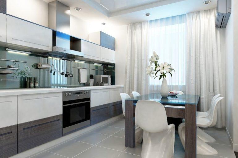 Самый подходящий стиль для кухни – это тот, который нужен хозяйке, то есть привлекательный и удобный