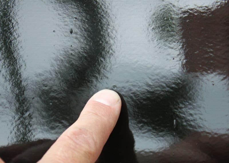 Даже самый мелкий дефект лакокрасочного покрытия способен испортить внешний вид всего гарнитура