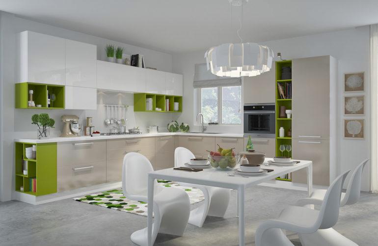 Перед ремонтом нужно определиться, нужна ли вам максимальная функциональность или вы предпочитаете просторность кухонного помещения