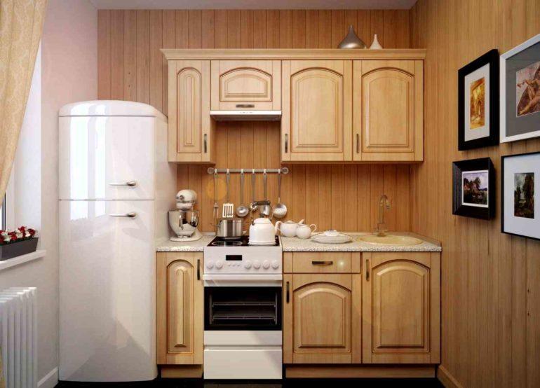 Среди бюджетных гарнитуров можно найти подходящий вариант по соотношению цена/качество, особенно если вам нужно всего лишь несколько мебельных секций