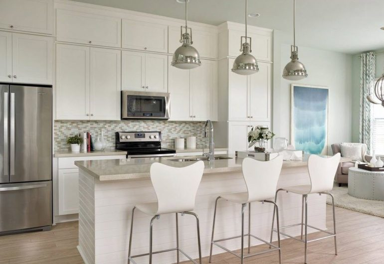 Если вы выберете классический дизайн кухни, то точно не сделаете промах в разработке интерьера