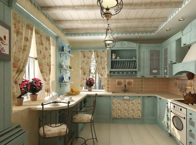 кухня в деревянном доме фото дизайн интерьера лучшие идеи отделки