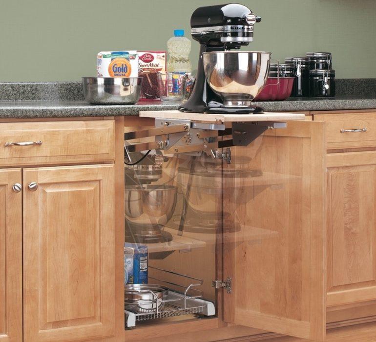 Современные технологии для небольшого кухонного пространства