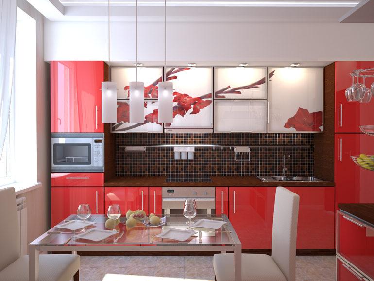 Стеклянные фасады предоставляют широкий спектр интерьерных решений, который многократно увеличивается при комбинировании стекла с другими материалами