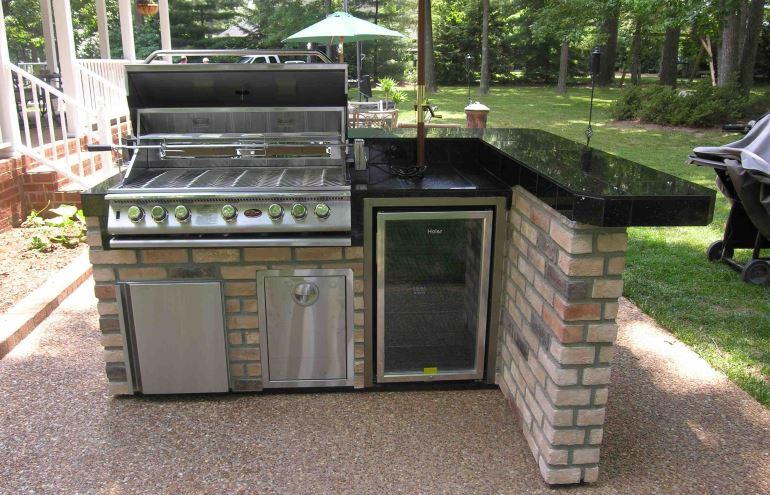Что выбрать: печь, камин, гриль или мангал? Этот вопрос нужно решить до проектирования летней кухни