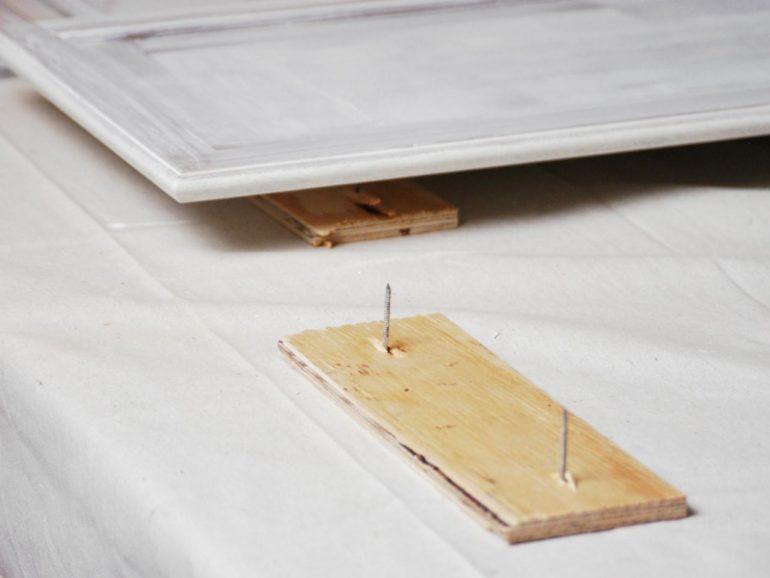 Грунтовка мебельной панели