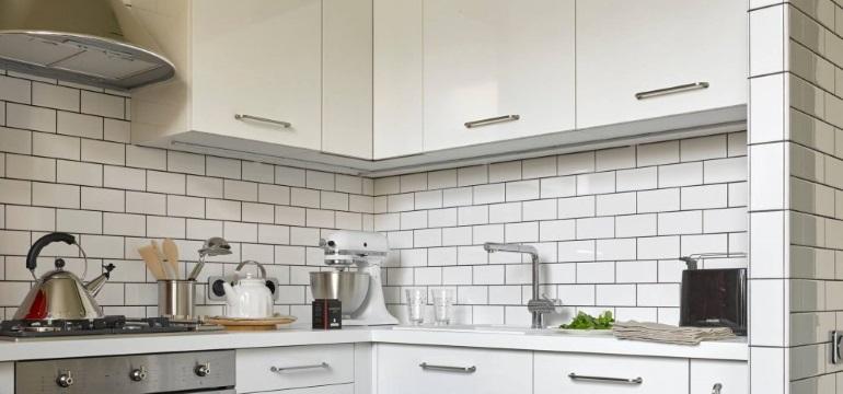 Дизайн и ремонт кухни 6 кв. метров